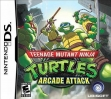 logo Emulators Teenage Mutant Ninja Turtles - Arcade Attack